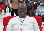 Abraham Neequaye, President of the Ghana Boxing Authority (GBA)