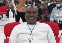 Newly elected President of the Ghana Boxing Authority (GBA), Mr. Abraham Kotei Neequaye
