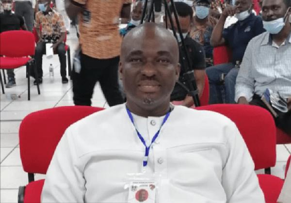 Abraham Kotei Neequaye, new president of the Ghana Boxing Authority