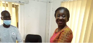 Bridgette Dzogbenuku enters the race as the first female presidential aspirant of the PPP