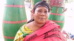 Queen mother of Apegusu, Nana Adwoa Oduraa III