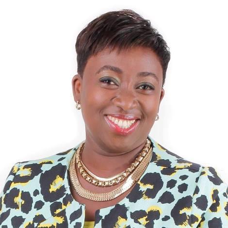 Nana Churcher Show host