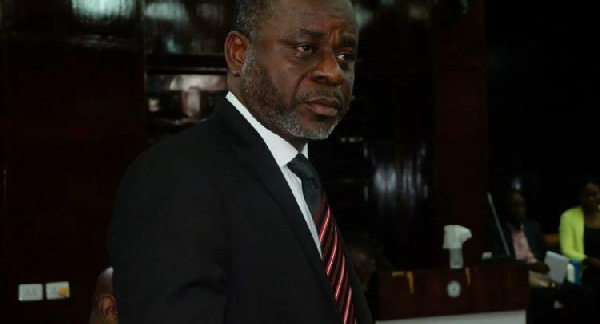 Liberian Minister reportedly dies from stroke in Accra