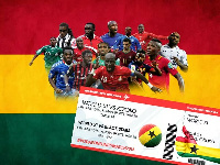 Stephen Appiah's Peace Cup line-up