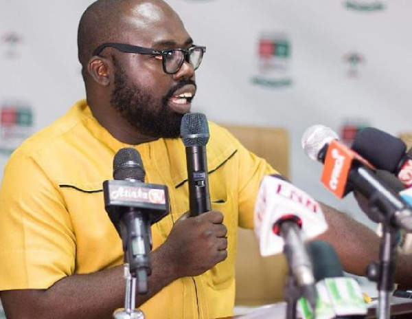 Ghanaians turning up massively for voter card so they can kick NPP out - NDC