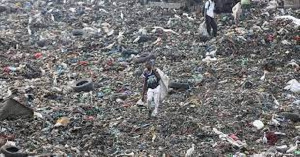 Five year olds and lesser can be found at garbage dump sites scavenging for food