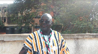 Ing. George Aduko Ayanore is the new Bolga Central Constituency Chairman for the NDC