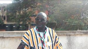 Aduko Ayanore Bolga Ndc Chair