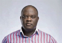 Dennis Amfo-Sefah, Tema West Constituency Chairman of the New Patriotic Party (NPP)