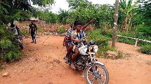 Okada Transportation Krobo