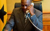 President John Dramani Mahama has called to congratulate Nana Akufo-Addo