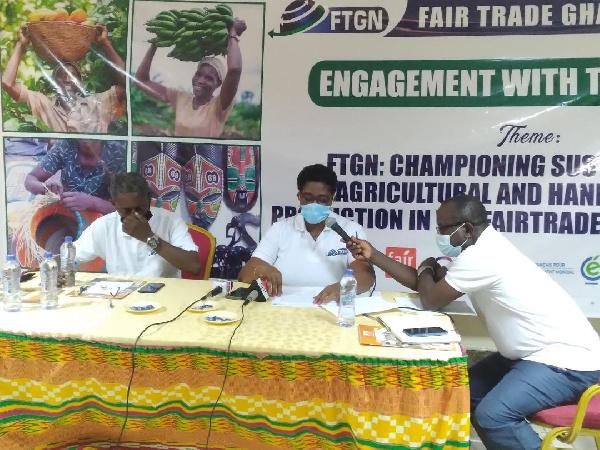 Fair Trade Ghana Network develops advocacy strategy