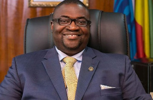 Kwabena Ampofo Appiah, reappointed Managing Director of State Housing Company