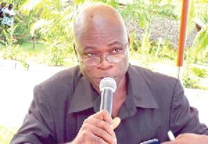James Klutse Avedzi MP