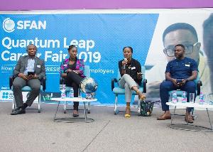Quantum Leap Career Fair is an annual entry-level career fair established by SFAN