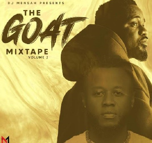 The mixtape has all the hits and some exclusives of Ghanaian rapper, Sarkodie