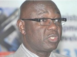 Local government expert George Kyei Baffour