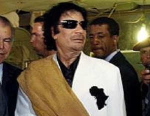 Muammar Gaddafi was killed by rebels in 2011