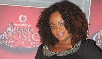 Ghanaian actress Khareema Aguiar