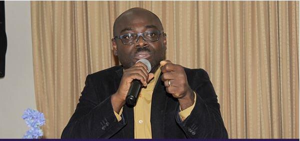 Financial Economist, Dr. Lord Mensah