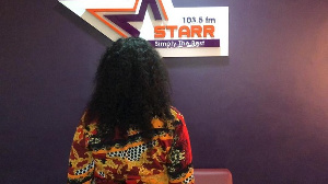 Abena was kidnapped while on her way home at Tema
