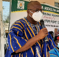 Dr Emmanuel Kofi Dzotsi