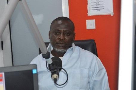 Omari Wadie, former NPP Chairman for Ayawaso West Wuogon