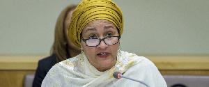 Deputy Secretary-General Amina J. Mohammed