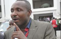 General Secretary of the NPP, John Boadu