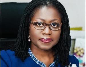 Second Deputy Governor, Bank of Ghana (BoG) Mrs. Elsie Addo Awadzi