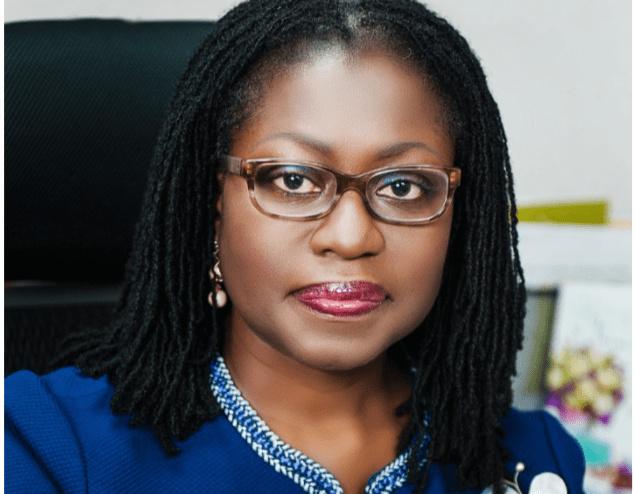Elsie Addo Awadzi, Second Deputy Governor, Bank of Ghana