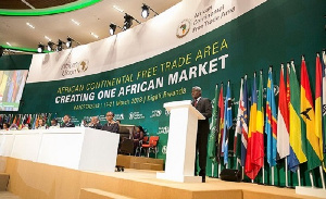 Africa Continental Free Trade Area (AfCFTA) simmit