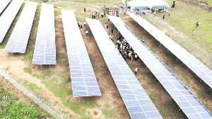 Ghana to be a net exporter of solar energy according to Dr. Henry Herbert Lartey