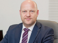 Roman Krabel, General Manager of the Accra City Hotel