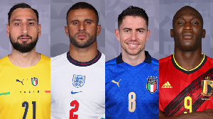 Uefa Euro 2020 Team of the tournament: See list of players wey make di squad
