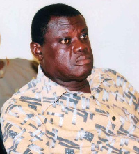 Mr Joe Boahen, LGWU General Secretary