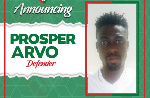 OFFICIAL: Karela United signs defender Prosper Arvo