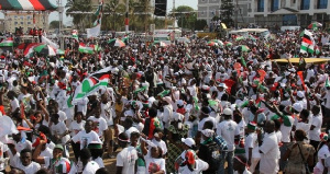 NDC CONGRESS  Supporters