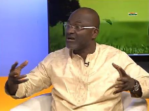 Kennedy Agyapong EOCO Comment