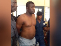 Eric Kojo Duah, Suspect in the death of two Kasoa police officers