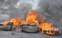 The press release by NADMO reiterated the cons of burning used tyres