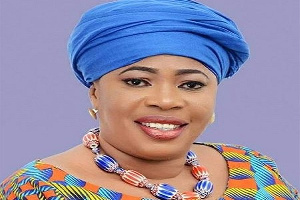 National Women's Organizer of the NPP, Kate Gyamfuah