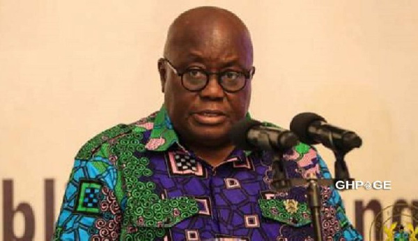 Official: President Akufo-Addo releases list of Deputy Ministers: Okoe-Boye, Hadzide dropped