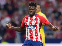 Partey's Atletico were knocked out by Girona