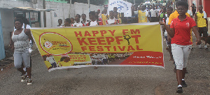 Happy FM keep fit festival