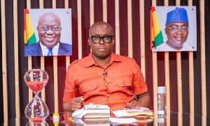 #FixTheCountry: 'Be bold and learn COVID economics' – Adom-Otchere replies Nana Aba, others