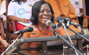 The late Ama Benyiwa Doe