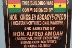 Bibiani-Anhwiaso communities get development projects