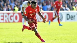 Kelvin Ofori Goal