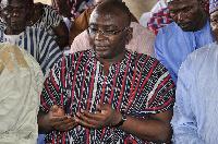 Dr Mahamudu Bawumia